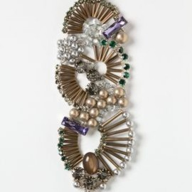Anthropologie - Fanned Beads Bracelet