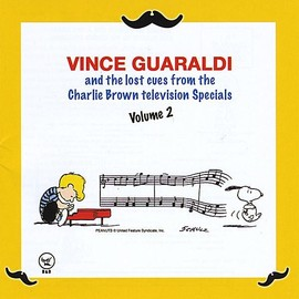 Vince Guaraldi - vince guaraldi and the lost cues from the charlie brown television specials vol. 2