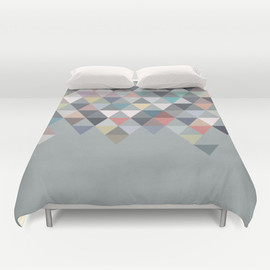 society6 - Nordic Combination 20 Duvet Cover