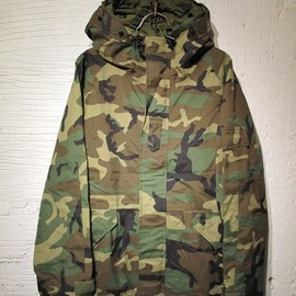 US ARMY - ECWCS GORE-TEX PARKA 2nd