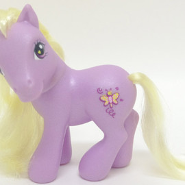 My little pony - Daisy dots   /Easter(2004)(G3)
