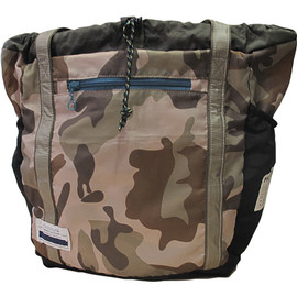 ficouture - Packable Travel Tote Camo
