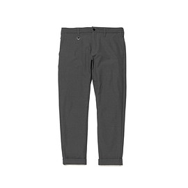 uniform experiment - 4WAY STRETCH CROPPED PANT