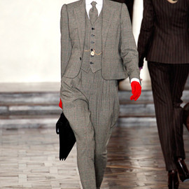 RALPH LAUREN - Fall 2012 Ready-to-Wear