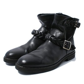 "DISCOVERED - ""CUSTUM ENGNEER BOOTS"""
