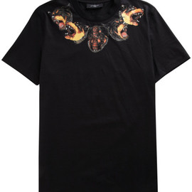 GIVENCHY - ROTTWEILER COLLAR T-SHIRT