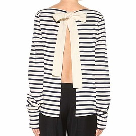 Jacquemus - Striped cotton sweater