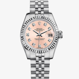 ROLEX - OYSTER PERPETUAL DATEJUST