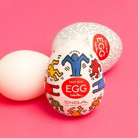 TENGA - Keith Haring x TENGA - Collector's Box