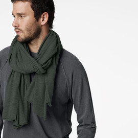 JAMES PERSE - OVERSIZED CASHMERE SCARF