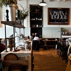 Seattle - Oddfellows Cafe & Bar
