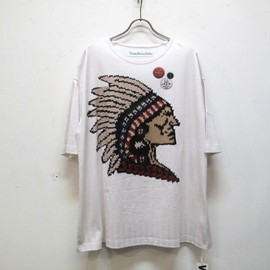 VOTE Make New Clothes - Indian Tee