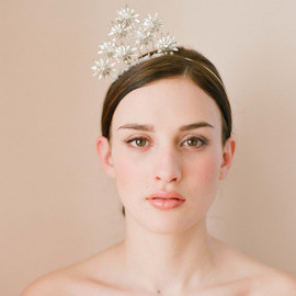 Twigs & Honey - Festive starry rhinestone headband - Style # 244