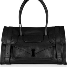 Proenza Schouler  - PS1 Keep All Large textured-leather bag