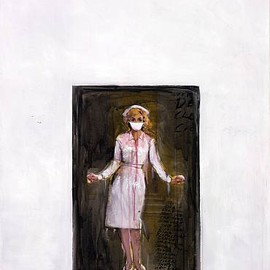 Richard Prince - Richard Prince, Untitled (Nurse)