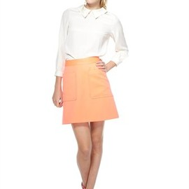 MARC BY MARC JACOBS - Esther Oxford Skirt