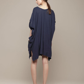 ZUCCA  - Zucca / Short Sleeve Dress with Pockets