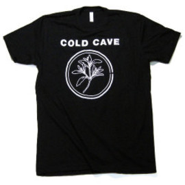 Cold Cave - Logo T-Shirt
