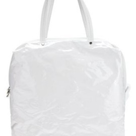 PLEATS PLEASE BY ISSEY MIYAKE - 'Nougat' tote