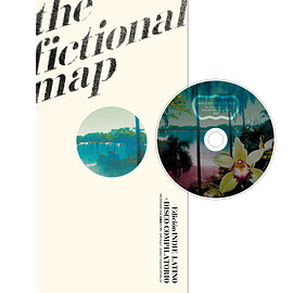 the fictional map - the fictional map - Edición Indie Latino + Disco Compilatorio 中南米インディ・エディション:コンピレーションCD+ブックレット