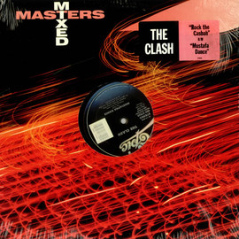 THE CLASH - Rock The Casbah,Mixed Masters,12inch