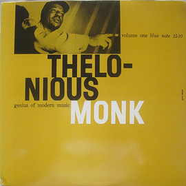 Thelonious Monk ‎ - Genius Of Modern Music Volume 1 (Vinyl,LP)