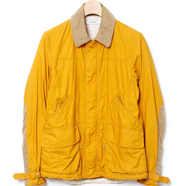 nonnative - HIKER JACKET - COTTON TYPEWRITER