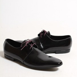 Paul Smith - 'Trinity' Lace Up Shoe in Black
