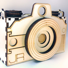 Michael Kenney - Original Pin: The custom, durable, flat-pack pinhole camera.