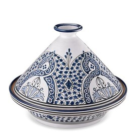 Williams Sonoma - Tunisian Hand-Painted Tagine タジン鍋