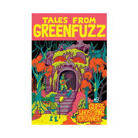 Alakazam!  - Tales From The Green Fuzz issue #3