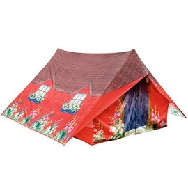 Cath Kidston - COUNTRY COTTAGE RIDGE TENT