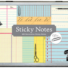 Cavallini and Co - Sticky Notes,office