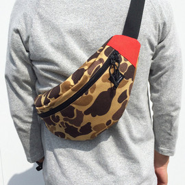 EYL - EYL WAIST BAG Autumn Camo