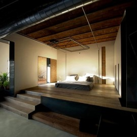 Fantastic Industrial Home Design