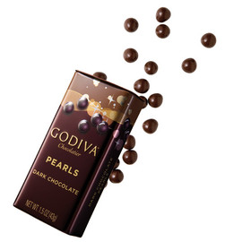 GODIVA - Pearls Dark Chocolate