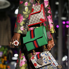 GUCCI - FW2017 Triple Bags