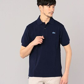 LACOSTE - 【SHIPS別注】LACOSTE: NEW 70's ドロップテイル ポロシャツ