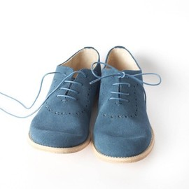 PADRONE - blue oxfords
