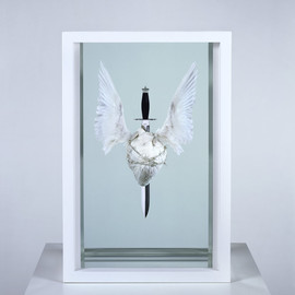 Damien Hirst - The Immaculate Heart – Sacred