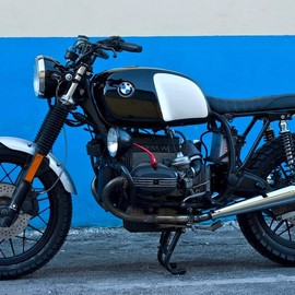 Cafe Twin - BMW R100