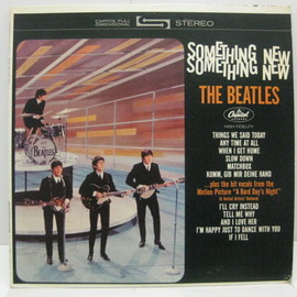 The Beatles - Something New(US:'69 Re STEREO)Lp