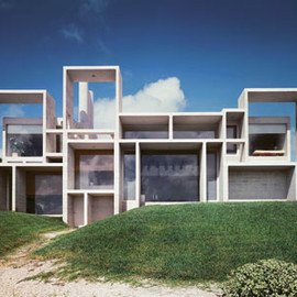 Paul Rudolph (US Architect from the 1960's) - Milam Residence, Jacksonville, Florida, USA