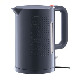 Bodum - Bistro Electric water kettle 1.5 l, 51 oz -Dark Grey