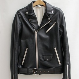 DIGAWEL - HORSE LEATHER RIDERS JKT