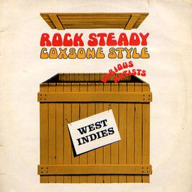 Various Artists - Rock Steady Coxsone Style
