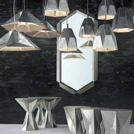 Tom Dixon - Rough & Smooth collection by Tom Dixon