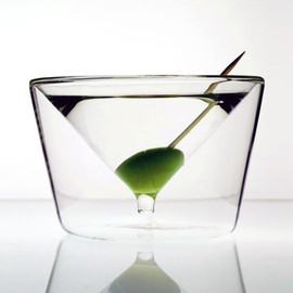 YANKO DESIGN - Martini Glasses