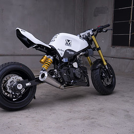 MAD INDUSTRIES - Honda Grom – Composimo