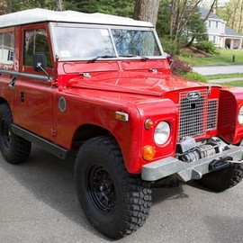 Land Rover - 1970 Land Rover Series IIA
